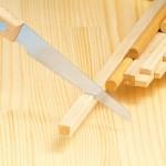 レザーソー細工鋸 片刃 木工細工
